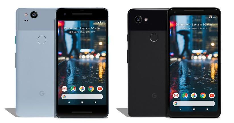 Chùm ảnh Google Pixel 2 và Pixel 2 XL ảnh 15