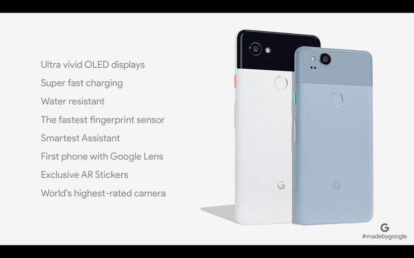 Chùm ảnh Google Pixel 2 và Pixel 2 XL ảnh 17