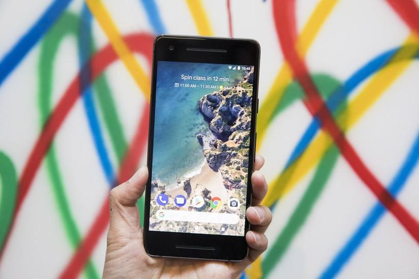 Chùm ảnh Google Pixel 2 và Pixel 2 XL ảnh 1