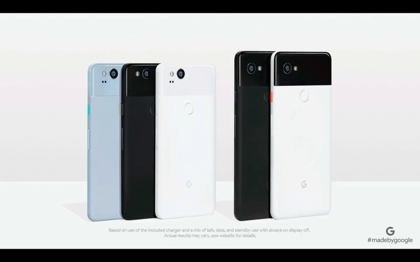 Chùm ảnh Google Pixel 2 và Pixel 2 XL ảnh 20
