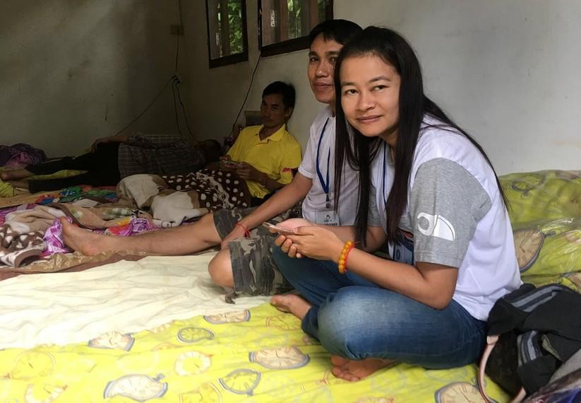 """Những hình ảnh ấn tượng về cuộc """"giải cứu hang động"""" ở Thái Lan ảnh 12"""