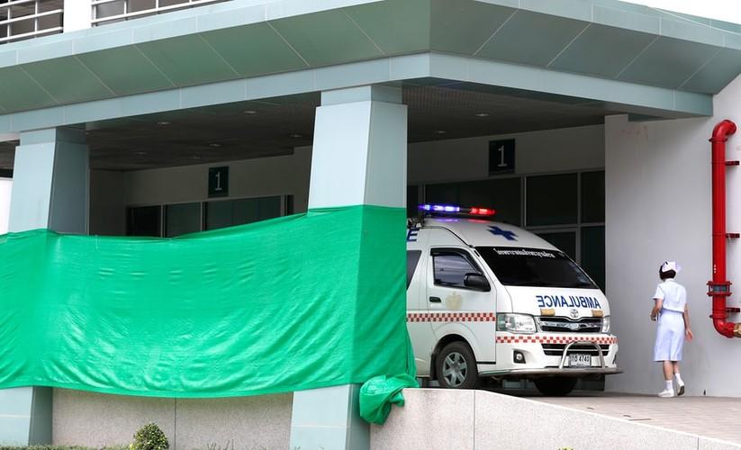 """Những hình ảnh ấn tượng về cuộc """"giải cứu hang động"""" ở Thái Lan ảnh 8"""