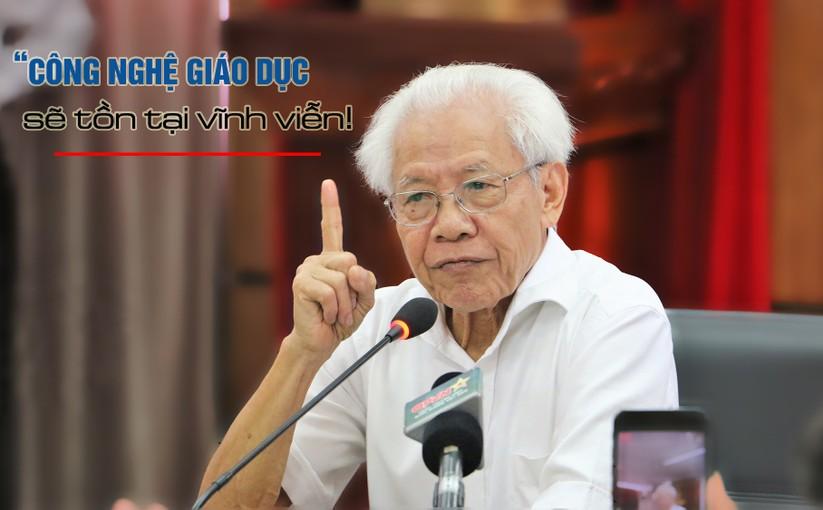 8 phát ngôn ấn tượng của GS. Hồ Ngọc Đại trong buổi gặp gỡ báo chí ảnh 8