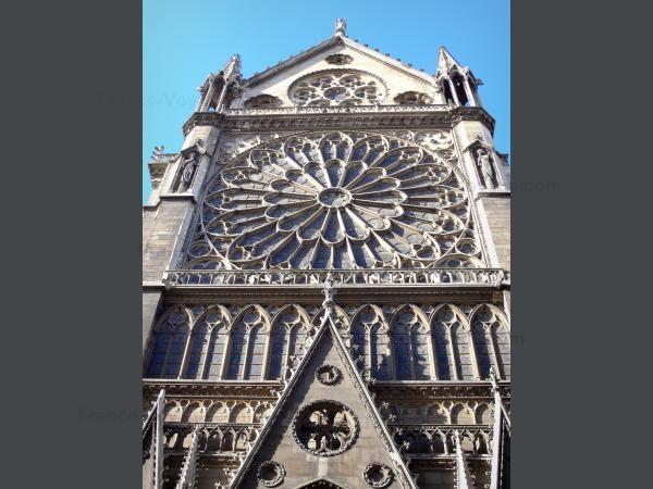 Chùm ảnh về vẻ đẹp của Nhà thờ Đức Bà Paris trước vụ hỏa hoạn làm sập mái vòm và tháp đêm 15/4 ảnh 20
