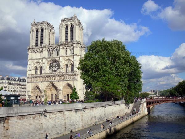 Chùm ảnh về vẻ đẹp của Nhà thờ Đức Bà Paris trước vụ hỏa hoạn làm sập mái vòm và tháp đêm 15/4 ảnh 10
