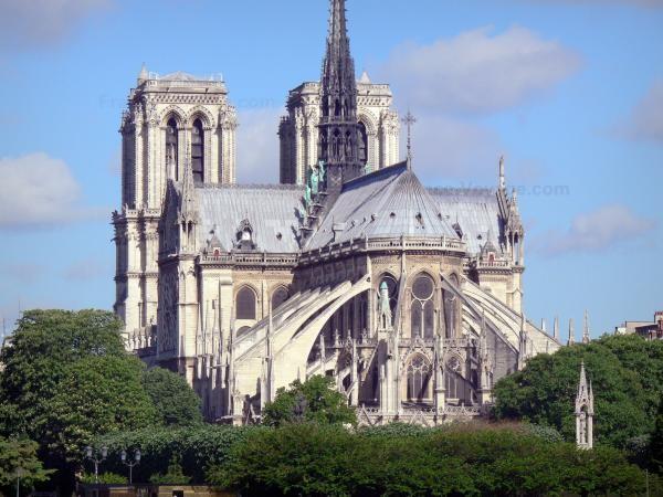 Chùm ảnh về vẻ đẹp của Nhà thờ Đức Bà Paris trước vụ hỏa hoạn làm sập mái vòm và tháp đêm 15/4 ảnh 8