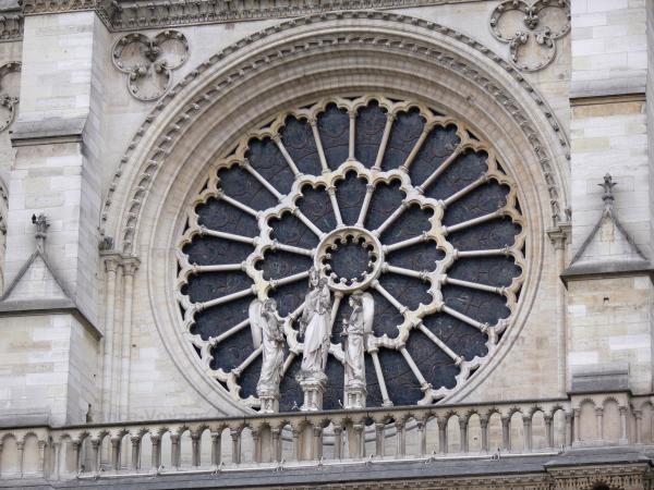 Chùm ảnh về vẻ đẹp của Nhà thờ Đức Bà Paris trước vụ hỏa hoạn làm sập mái vòm và tháp đêm 15/4 ảnh 35