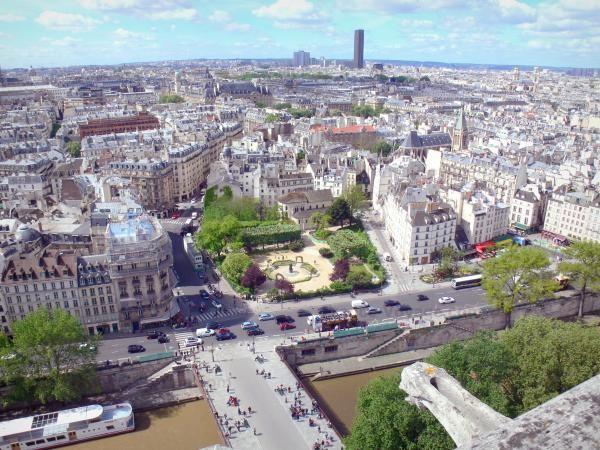 Chùm ảnh về vẻ đẹp của Nhà thờ Đức Bà Paris trước vụ hỏa hoạn làm sập mái vòm và tháp đêm 15/4 ảnh 4