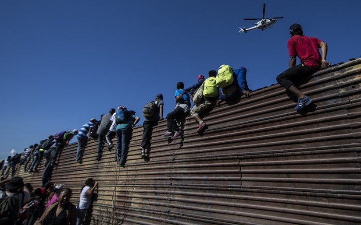 Bài 1: Sự điên rồ nơi biên giới Mỹ - Mexico ảnh 3
