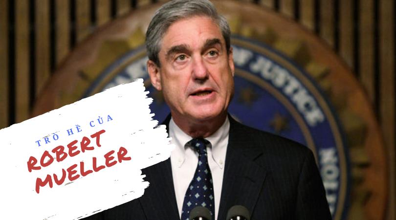 Công tố viên đặc biệt Mueller muốn gì từ buổi họp báo thảm họa của ông ta? ảnh 1