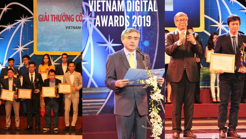 Giải thưởng Chuyển đổi Số 2019 tìm được nhiều chủ nhân xứng đáng, lễ trao giải được truyền hình trực tiếp trên VTV2 ảnh 1