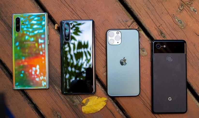 """So sánh khả năng chụp Selfie giữa iPhone 11, Galaxy Note 10, iPhone XR và Pixel 3: Ai là """"vua chụp selfie""""? ảnh 1"""