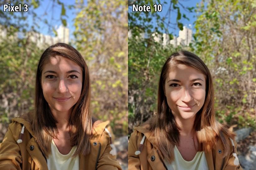 """So sánh khả năng chụp Selfie giữa iPhone 11, Galaxy Note 10, iPhone XR và Pixel 3: Ai là """"vua chụp selfie""""? ảnh 4"""
