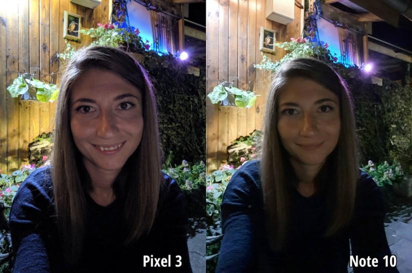 """So sánh khả năng chụp Selfie giữa iPhone 11, Galaxy Note 10, iPhone XR và Pixel 3: Ai là """"vua chụp selfie""""? ảnh 8"""