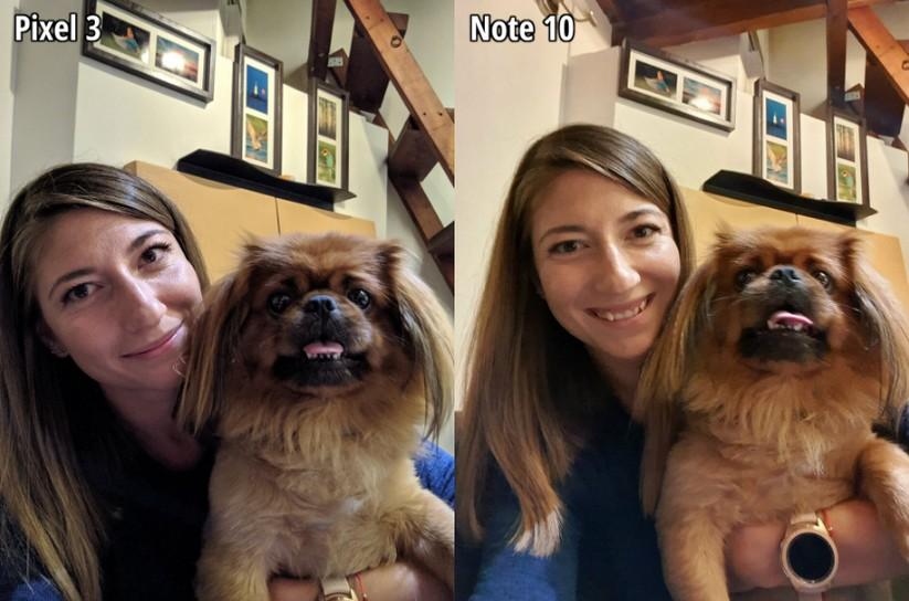 """So sánh khả năng chụp Selfie giữa iPhone 11, Galaxy Note 10, iPhone XR và Pixel 3: Ai là """"vua chụp selfie""""? ảnh 10"""