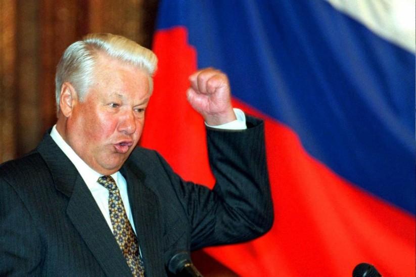"""Giải mã ý định """"tái xuất giang hồ"""" của """"tập đoàn gia đình trị Yeltsin"""" ảnh 1"""