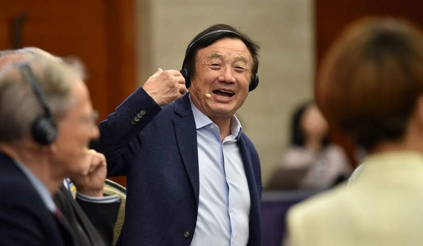 """CEO Huawei Nhậm Chính Phi: """"Tôi là một thủ lĩnh bù nhìn"""" ảnh 5"""