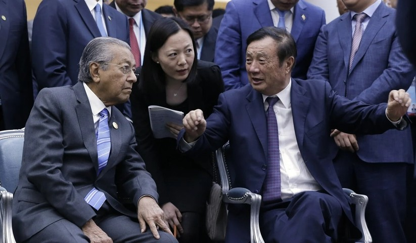 """CEO Huawei Nhậm Chính Phi: """"Tôi là một thủ lĩnh bù nhìn"""" ảnh 6"""