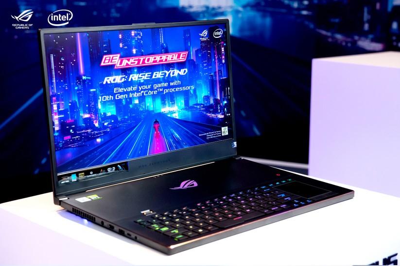 """ROG Zephyrus Duo 15 – laptop gaming 2 màn hình """"cực độc"""" ra mắt tại Việt Nam ảnh 3"""