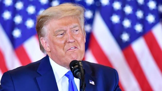 Điều gì xảy ra nếu ông Trump thua trong bầu cử nhưng không chịu rời Nhà Trắng? ảnh 1