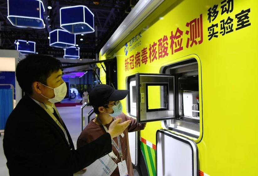 Tân Hoa Xã: Chuyển đổi số thúc đẩy tăng trưởng chất lượng cao của Trung Quốc ảnh 1