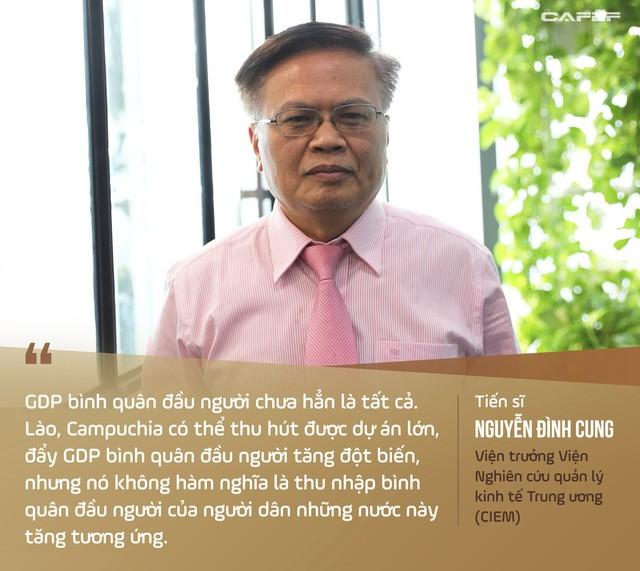 TS. Nguyễn Đình Cung nói gì về hệ quả của việc ưu tiên nguồn lực cho các chaebol Việt Nam? - Ảnh 2.