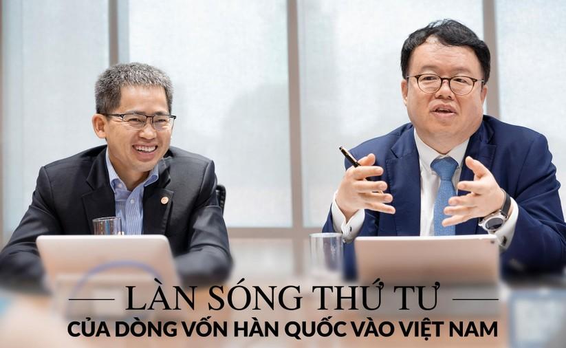 Làn sóng thứ tư của dòng vốn Hàn Quốc vào Việt Nam ảnh 1