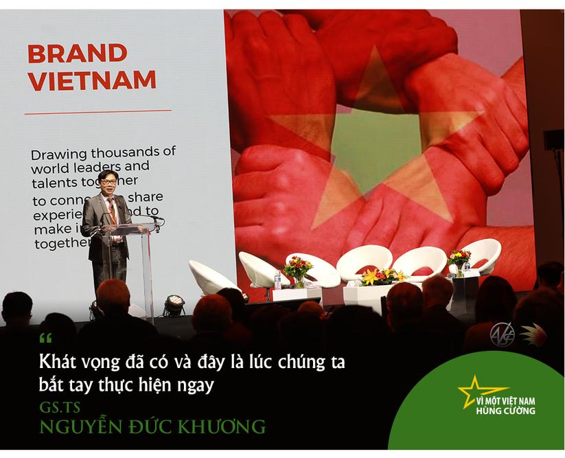 GS.TS Nguyễn Đức Khương: Để Việt Nam đi đến hùng cường, bắt đầu từ làm tốt những việc nhỏ! - Ảnh 1.