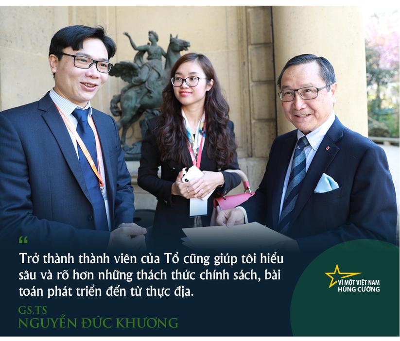 GS.TS Nguyễn Đức Khương: Để Việt Nam đi đến hùng cường, bắt đầu từ làm tốt những việc nhỏ! - Ảnh 10.