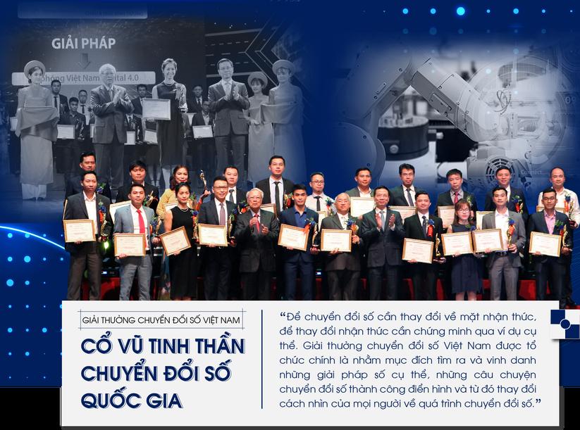 Hơn 200 hồ sơ gửi về tham dự Giải thưởng Chuyển đổi Số năm thứ 3 ảnh 1