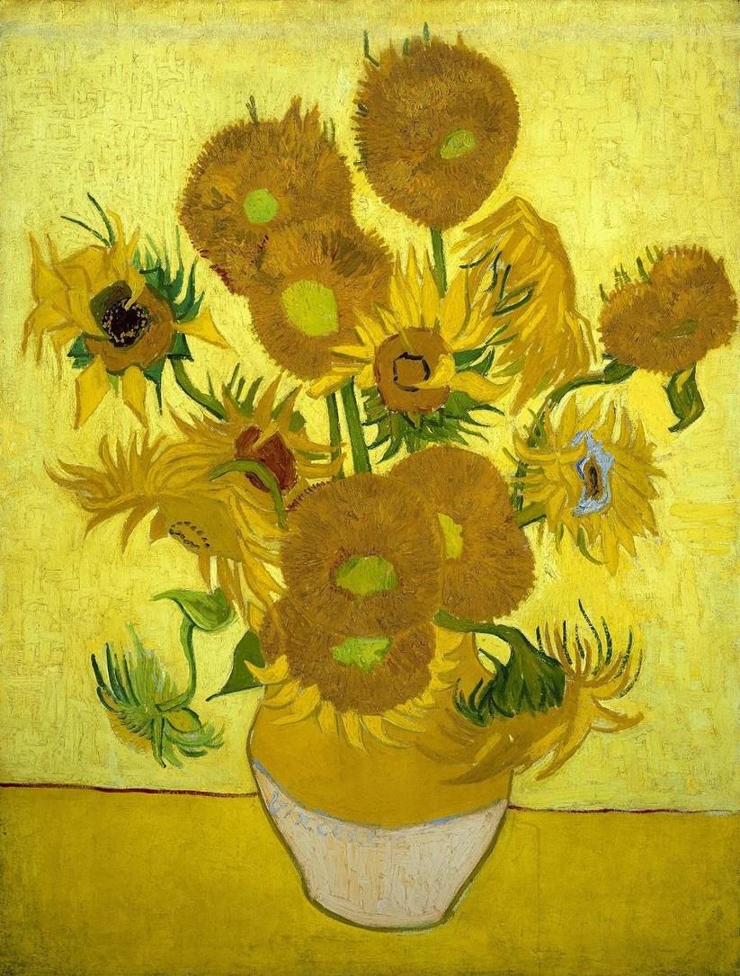 Ngạc nhiên với phiên bản số những kiệt tác của danh họa Van Gogh ảnh 1