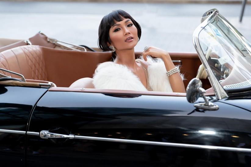 Hoa hậu H'Hen Niê đẹp chất ngất với Hair Bob ảnh 1