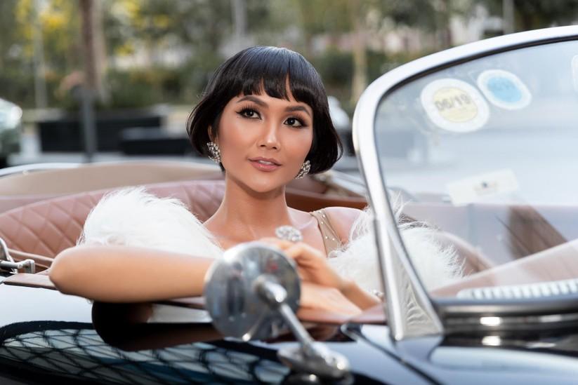 Hoa hậu H'Hen Niê đẹp chất ngất với Hair Bob ảnh 2