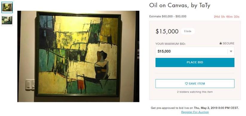 Tranh giả bán trăm ngàn đô, tranh thật sắp thành… phế liệu ảnh 2