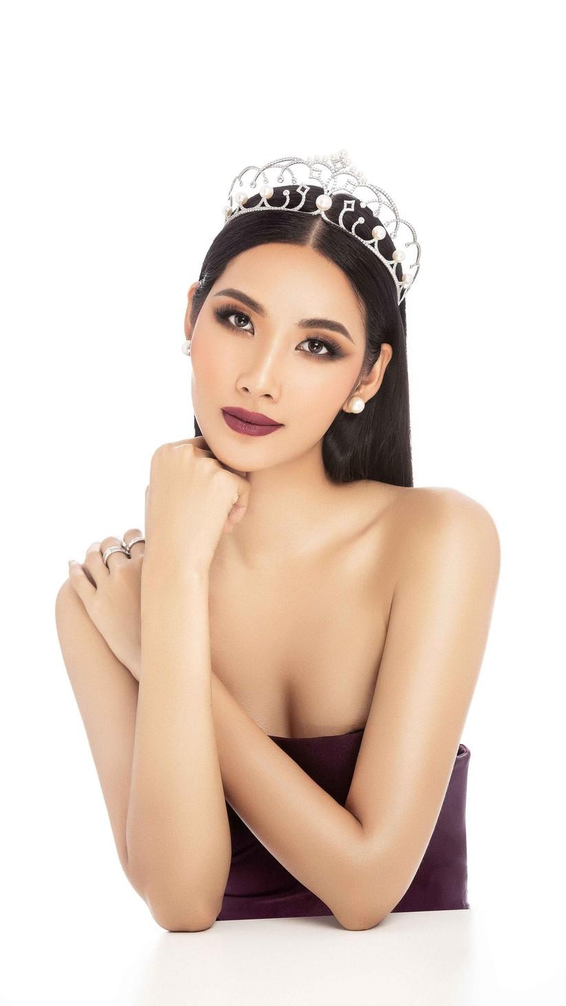 """Hoàng Thùy quá áp lực với """"gánh nặng"""" Top 5 của hoa hậu H'Hen Niê ảnh 3"""
