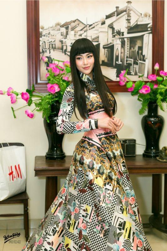 Hoa hậu Hà Kiều Anh, diễn viên Thúy Nga làm đại sứ Người mẫu áo dài ảnh 10
