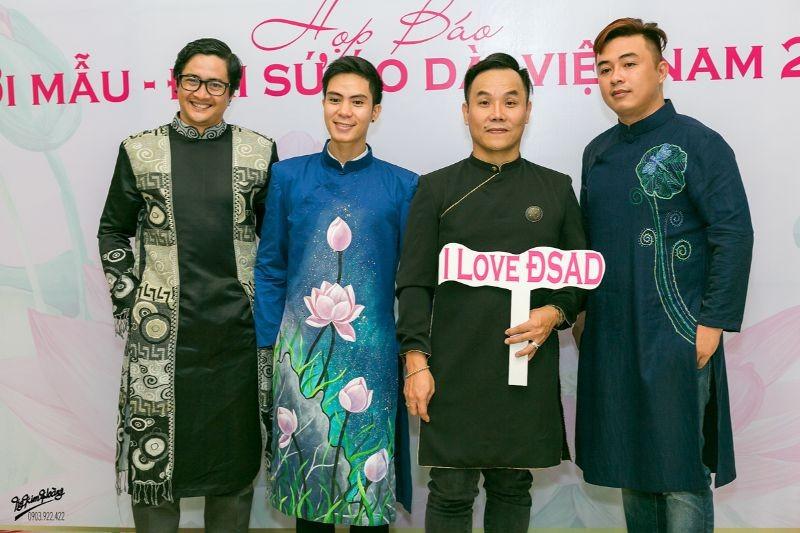 Hoa hậu Hà Kiều Anh, diễn viên Thúy Nga làm đại sứ Người mẫu áo dài ảnh 3