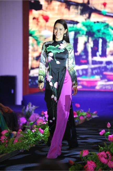 Hoa hậu Hà Kiều Anh, diễn viên Thúy Nga làm đại sứ Người mẫu áo dài ảnh 6