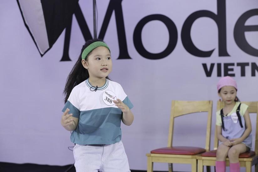 Phần thi của bé Nguyễn Khánh Vân, con gái cựu danh thủ Nguyễn Hồng Sơn
