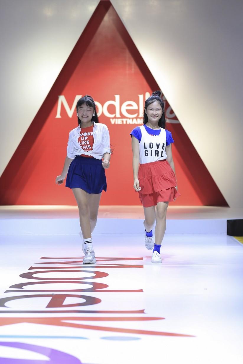 Con gái cựu danh thủ Hồng Sơn cùng 20 mẫu nhí sẽ lên sóng VTV ảnh 6