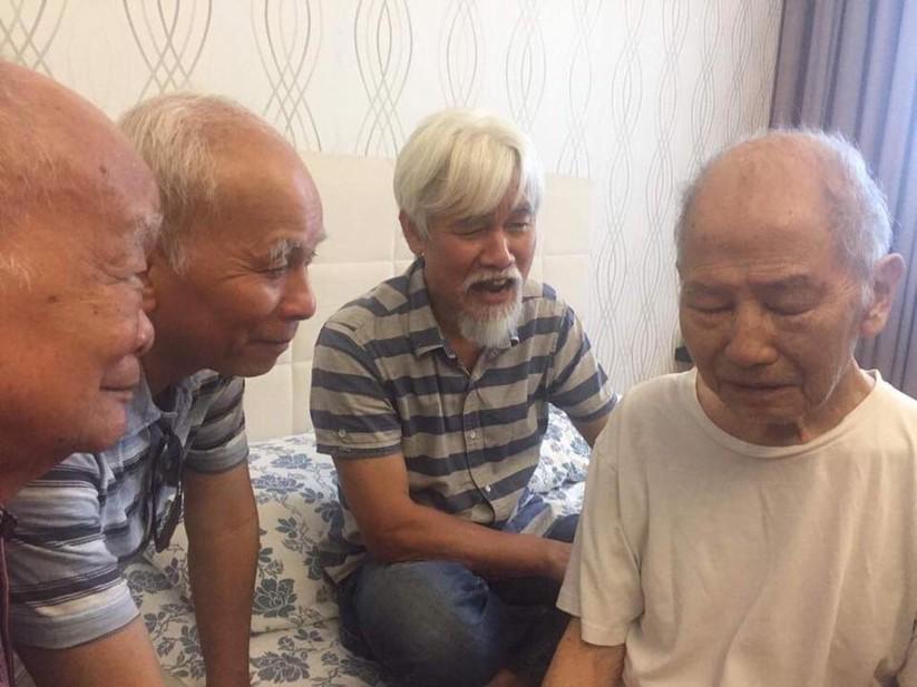 """Nhà văn Châu Diên - nhà giáo Phạm Toàn đã """"dong buồm"""" nhẹ gót lên chuyến viễn du về cõi Thiên thai ảnh 3"""