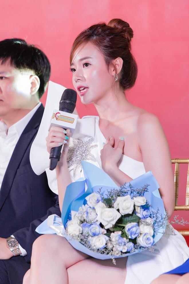 Diễn viên Mi Du - một trong các mentor của chương trình