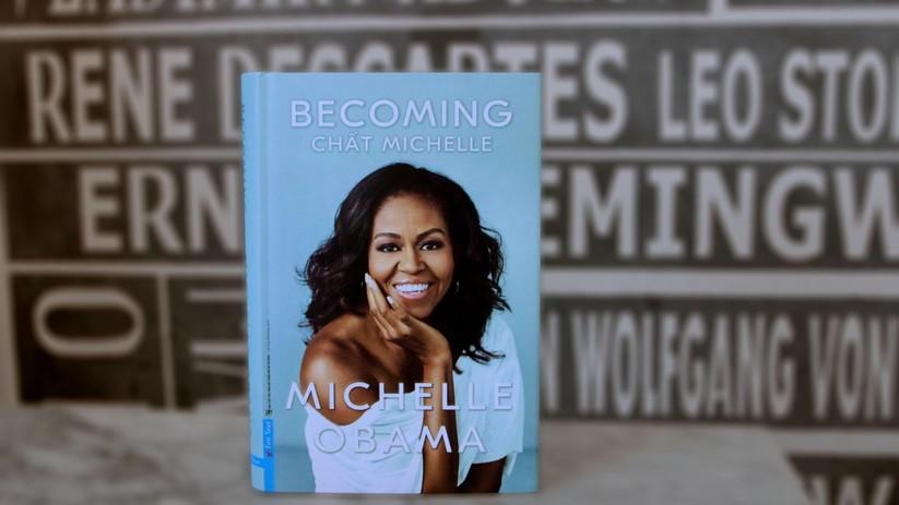 """""""Chất Michelle"""" - cuộc đời cá nhân và những khoảnh khắc lịch sử nước Mỹ ảnh 1"""