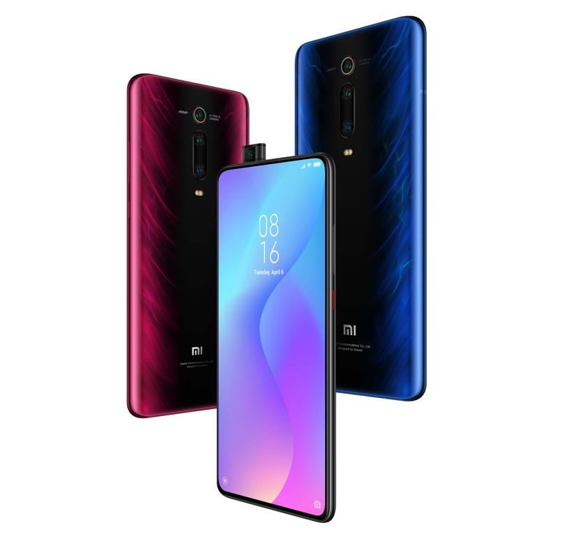 """Xiaomi lại tung """"chiêu"""" mới với 3 mẫu smartphone tầm trung ảnh 1"""