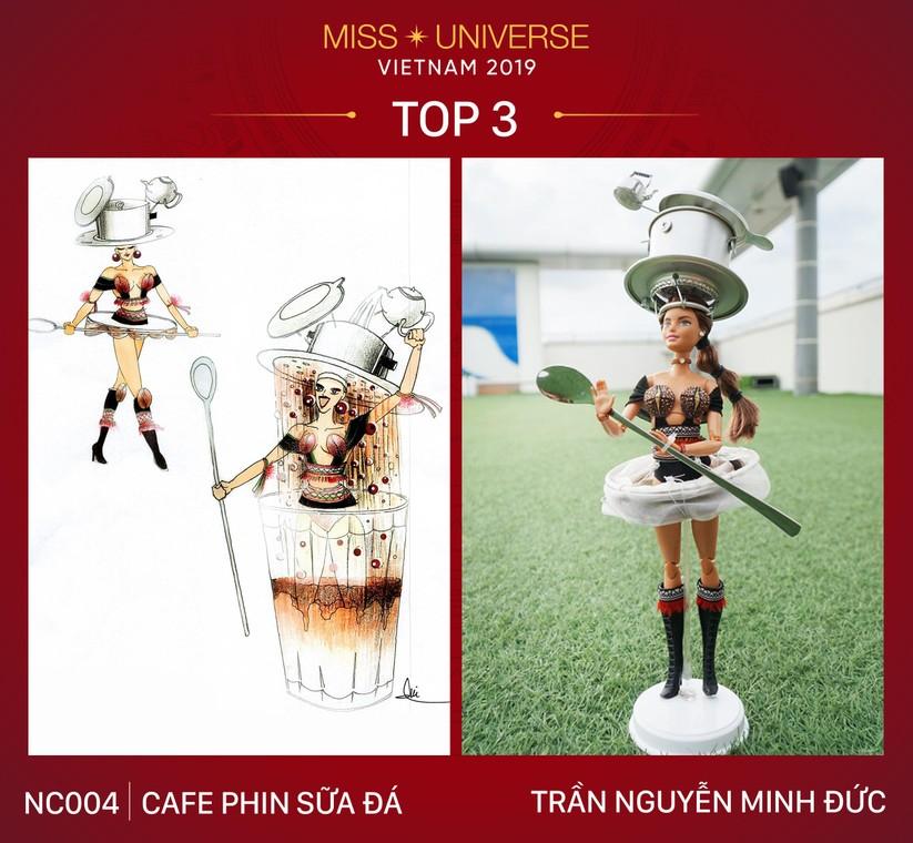 Café phin sữa đá, cò và vùng đất 9 rồng theo Hoàng Thùy đến Miss Universe 2019 ảnh 3
