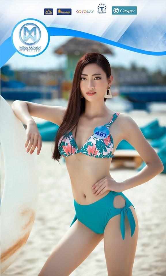 Hoa hậu Lương Thùy Linh lên tiếng thanh minh tin đồn mua giải do có mẹ là giám đốc kho bạc Cao Bằng ảnh 5