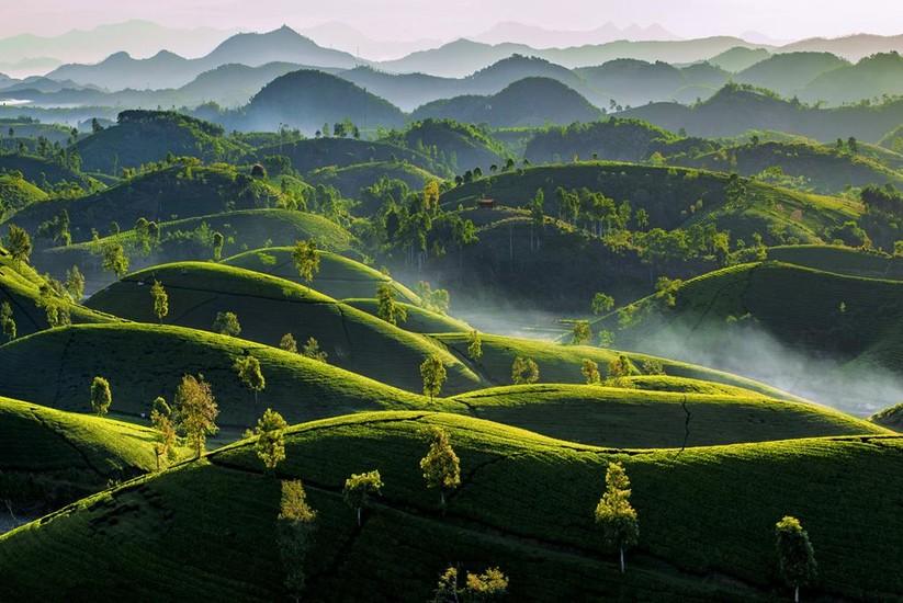 Đẹp mê hồn cảnh sắc Việt Nam nhìn từ trên cao ảnh 4