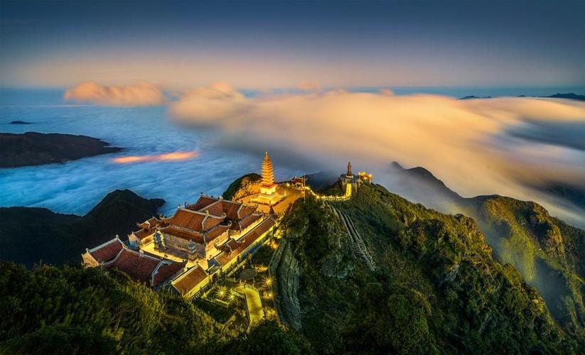 Đẹp mê hồn cảnh sắc Việt Nam nhìn từ trên cao ảnh 3