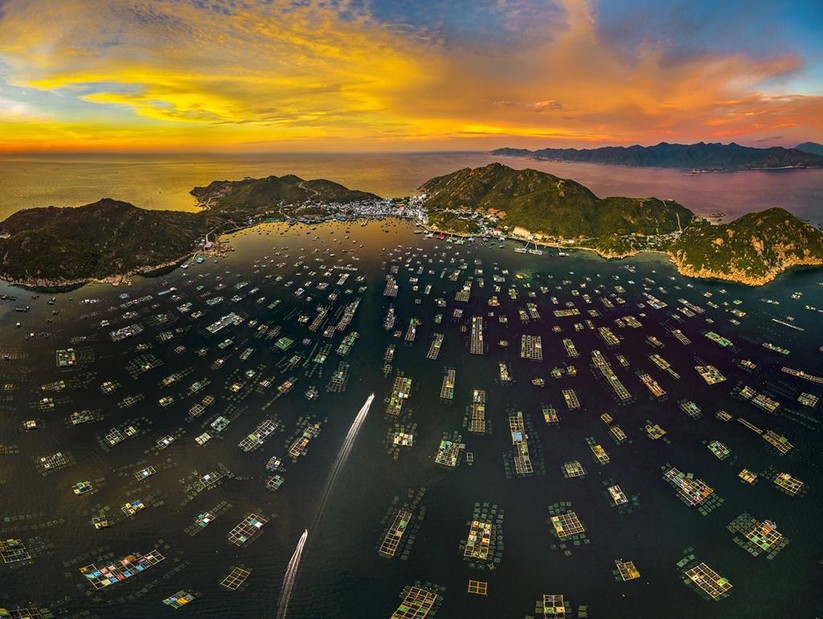 Đẹp mê hồn cảnh sắc Việt Nam nhìn từ trên cao ảnh 6
