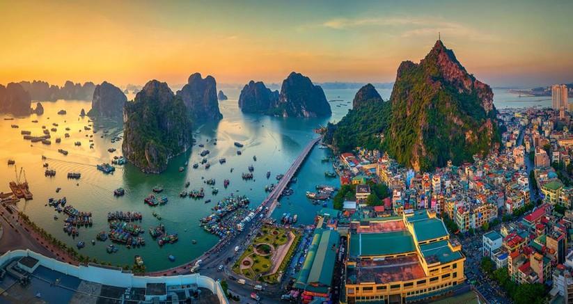 Đẹp mê hồn cảnh sắc Việt Nam nhìn từ trên cao ảnh 7